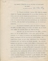 AICA-Communication de Chou Ling-1949