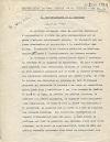 AICA-Communication de Marcel Zahar-1949