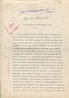 AICA-Communication 1 de Lionello Venturi-1949