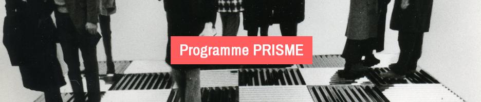 Programme de recherche PRISME – soutien Fondation de France