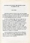 AICA-Communication de Franco Miele-1966