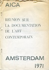 AICA-Compte rendu Colloque-1971