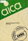 AICA-Communication de Cesáreo Rodríguez-Aguilera-1975