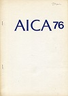 AICA-Communication de Jacques Meuris-1976