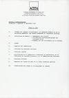 AICA-Ordres du jour-1985