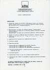 AICA-Ordres du jour-1987