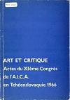 AICA-Actes du Congrès-1966