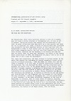 AICA-Communication de Hans Ludwig Cohn Jaffé-eng-1978