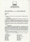 AICA-Compte rendu CA-13-01-1988