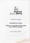 AICA-Communication de Christa-Maria Lerm Hayes-1997