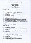 AICA-Ordres du jour Congrès-1999