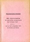 AICA-Minutes AG-1974