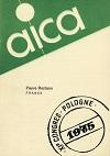 HLASS-Communication AICA de Pierre Restany-1975